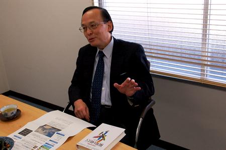 第1回対談 グリーンフューチャーズ代表 吉田敬史氏(1/7)