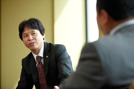 第2回対談 セールスフォース代表取締役社長 宇陀栄次氏(2/7)